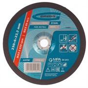 Шлифовальный круг по металлу Gross 230 х 6,0 х 22,2мм 74401