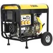 Дизельный генератор Denzel DD6300Е 94657