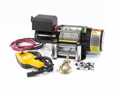 Автомобильная электрическая лебедка Denzel LB-2000 52021