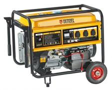 Бензиновый генератор Denzel GE 6900E 94684