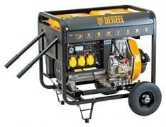 Дизельный генератор Denzel DD5800Е 94670