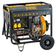 Дизельный сварочный генератор Denzel DW180Е 94664