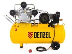 Масляный компрессор Denzel PC 3/100-504 58098