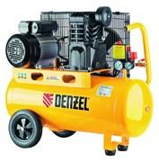 Масляный компрессор Denzel PC 2/50-400 Х-PRO 58094