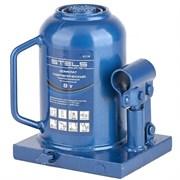 Телескопический гидравлический бутылочный домкрат Stels 8 т 51118