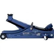 Подкатной гидравлический домкрат Stels Lo W Profile, 80-380 мм, в пластиковом кейсе 51130
