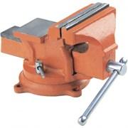 Слесарные поворотные тиски Sparta 200 мм 186295