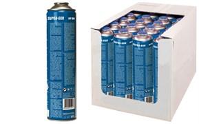 """Газовый баллончик Super-Ego BTP 300, 600мл, пропан-бутан, резьба EU 7/16"""" SEH020300"""