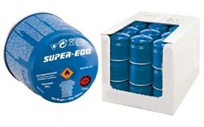 Газовый баллончик Super-Ego BTP C200, 330мл, пропан-бутан SEH020500