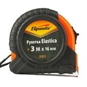 Рулетка Sparta Elastica 3 м х 16 мм 31311