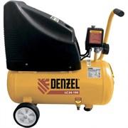 Безмасляный воздушный компрессор Denzel LC 24-195 58072