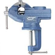 Поворотные слесарные тиски Сибртех 65 мм 18672