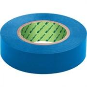 Синяя изолента ПВХ Сибртех 15 мм x 10м 88787