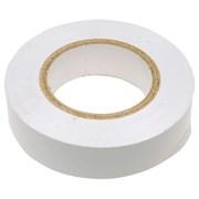 Белая изолента ПВХ Сибртех 15 мм x 10 88792