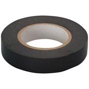 Черная изолента ПВХ Сибртех 19 мм x 20м 88794