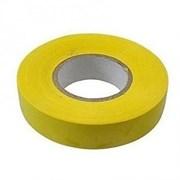 Желтая изолента ПВХ Сибртех 19 мм x 20м 88796