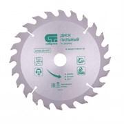 Пильный диск по дереву Сибртех 160x20 мм, 24 зуба 732117