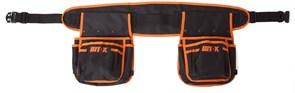 Пояс монтажника ШТОК с двумя карманами 15005-C01