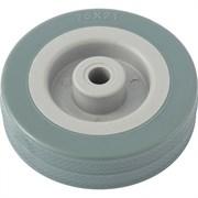 Хозяйственное колесо Сибртех 50 мм 68701
