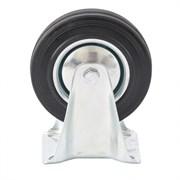 Неповоротное колесо Сибртех D 160 мм 68711