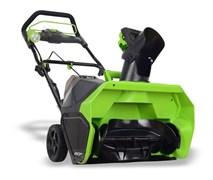 Аккумуляторный снегоуборщик Greenworks GD40SB 2600007