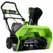 Аккумуляторный снегоуборщик Greenworks GD40STK4 2600607