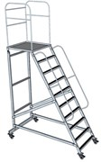 Передвижная лестница с платформой ЛСА-1,4