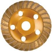 Алмазная чашка Matrix турбо 125 мм 72995