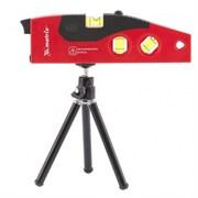 Лазерный уровень Matrix со штативом,  180 мм, 220 мм, 4 глазка 35022