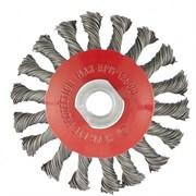 Щетка для УШМ Matrix тарелка 125 мм, М14 74611