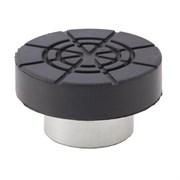 Резиновая опора для бутылочных домкратов Matrix D 28 мм 50908