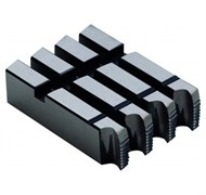 Комплект резьбонарезных гребёнок для станка Rekon M24-M27 Alloy 021034