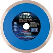 Сплошной алмазный диск Барс 180x22,2 мм 73081