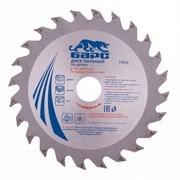 Пильный диск по дереву Барс 130 x 20/16 мм, 24 зуба 73351
