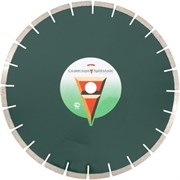 Сегментный алмазный диск Сплитстоун Premium 1A1RSS 600x40x4,2x9,5+0,5x25,4x42