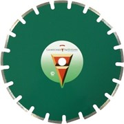 Сегментный алмазный диск Сплитстоун Premium 1A1RSS 600x40x4,2x10x25,4x42, асфальт 150
