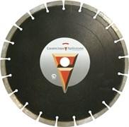 Сегментный алмазный диск Сплитстоун  Standard 1A1RSS 600x40x4,5x10+2x25,4x36