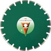 Сегментный алмазный диск Сплитстоун  Premium 1A1RSS 400x40x3,2x6,5+0,5x25,4x24SL(4)