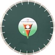 Сегментный алмазный диск Сплитстоун  ЗВПК Premium 1A1RSS 350x40x3,2x15x25,4x25 class 4-5