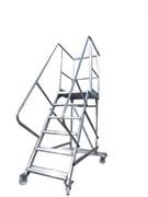 Передвижная лестница с платформой ВС-1,8 6 ступеней