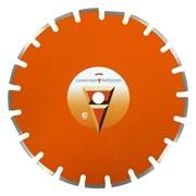 Сегментный алмазный диск Сплитстоун Premium 1A1RSS 300x40x2,8x6,5+0,5x25,4x18SL(3), песчаник