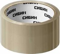 Прозрачная клейкая лента Сибин 48мм х 50м 12055-50-50_z02