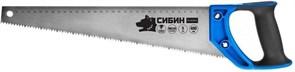 Ножовка по дереву Сибин 400 мм, 5 TPI (4,5 мм) 15055-40