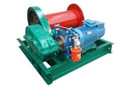 Электрическая лебедка TOR ЛМ (тип JM) 2 т 150 м (с канатом)