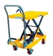 Гидравлический подъемный стол TOR SP 150 кг