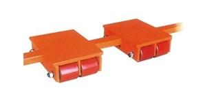 Подкатная роликовая платформа TOR CRM-4 г/п 4 т