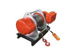 Электрическая лебедка TOR KDJ-1500E3 70м 380В