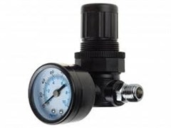 Регулятор подачи воздуха Kraftool Industrie Expert Qualitat с манометром 6503