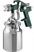 Пневматический краскопульт Kraftool Pro с нижним бачком 06520-1.4