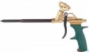 Пистолет для монтажной пены Kraftool Pro с латунным корпусом 06857